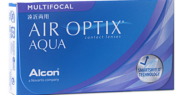 Alcon   AIR OPTIX AQUA MULTIFOCAL AOM6H