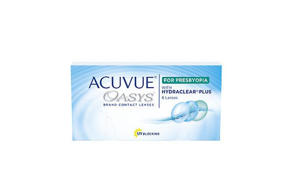 Johnson & Johnson ACUVUE OASYS for PRESBYOPIA AL-6P-REV