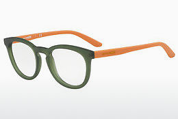 Óculos de design Arnette BOTTOM TURN (AN7120 2419) - Transparente, Verde