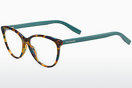 Óculos de design Boss Orange BO 0202 7KQ - Verde, Castanho, Havanna