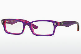 Óculos de design Ray-Ban Junior RY1530 3666 - Púrpura
