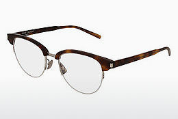 Óculos de design Saint Laurent SL 188 SLIM 003 - Castanho, Havanna