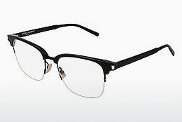 Óculos de design Saint Laurent SL 189 SLIM 001 - Preto