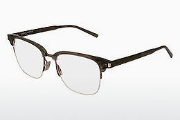 Óculos de design Saint Laurent SL 189 SLIM 004 - Cinzento