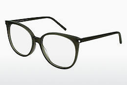 Óculos de design Saint Laurent SL 39 005 - Verde