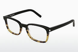 Óculos de design Saint Laurent SL 7 005 - Preto