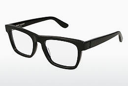 Óculos de design Saint Laurent SL M12 001 - Preto