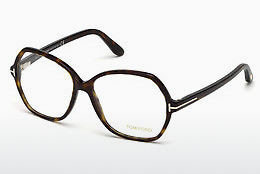 Óculos de design Tom Ford FT5300 052 - Castanho, Dark, Havana