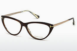 Óculos de design Tom Ford FT5354 050 - Castanho, Dark