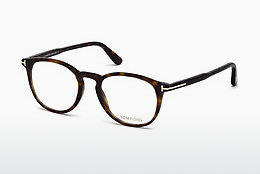Óculos de design Tom Ford FT5401 052 - Castanho, Dark, Havana