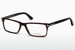 Óculos de design Tom Ford FT5408 052 - Castanho, Dark, Havana