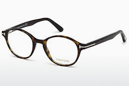 Óculos de design Tom Ford FT5428 052 - Castanho, Dark, Havana