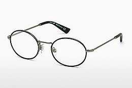 Óculos de design Web Eyewear WE5177 008 - Cinzento, Shiny