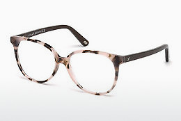 Óculos de design Web Eyewear WE5199 056 - Castanho, Havanna
