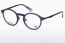Óculos de design Web Eyewear WE5207 085 - Azul, Azure, Matt