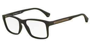 Emporio Armani EA3055 5305 GREY/BROWN RUBBER
