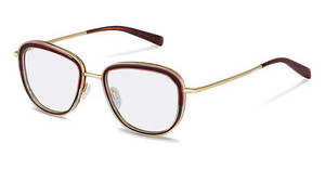 Jil Sander J2009 D red, brown gradient