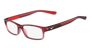 Nike NIKE 5534 610 CRYSTAL GYM RED/CHALLENGE RED