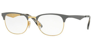 Ray-Ban RX6346 2913 GOLD/MATTE GREY