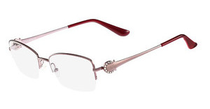 Salvatore Ferragamo SF2132R 601 SHINY ROSE