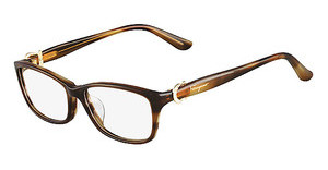 Salvatore Ferragamo SF2629R 210 BROWN MACULATE