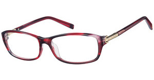 TRUSSARDI TR12504 RE Red