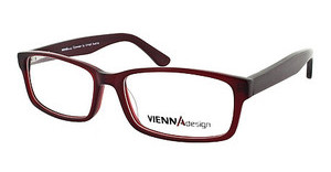 Vienna Design UN558 01 matt dark red