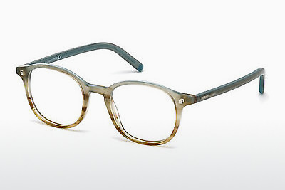 Óculos de design Dsquared DQ5124 086 - Azul, Azurblue