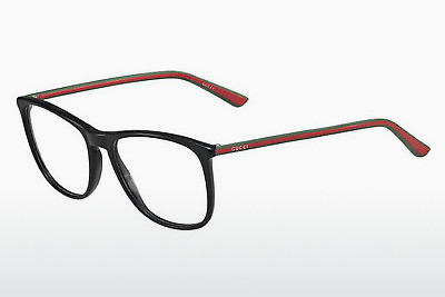 Óculos de design Gucci GG 3768 MJ9 - Blkgrnred