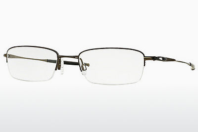 Óculos de design Oakley SPOKE 0.5 (OX3144 314402) - Prateado, Pewter