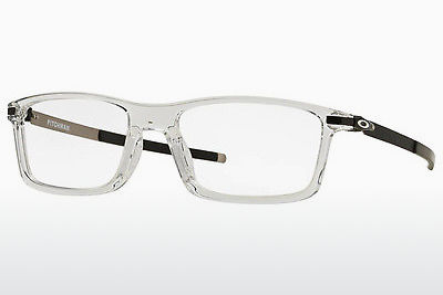 Óculos de design Oakley PITCHMAN (OX8050 805002) - Branco, Clear