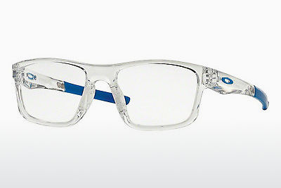 Óculos de design Oakley HYPERLINK (OX8078 807806) - Branco, Clear