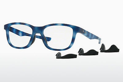 Óculos de design Oakley CROSS STEP (OX8106 810605) - Azul, Castanho, Havanna