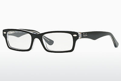 Óculos de design Ray-Ban Junior RY1530 3529 - Preto