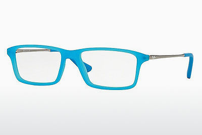 Óculos de design Ray-Ban Junior RY1541 3618 - Azul, Transparente
