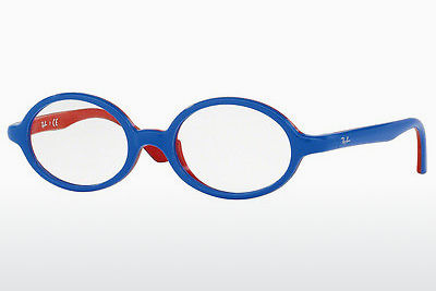 Óculos de design Ray-Ban Junior RY1545 3703 - Azul