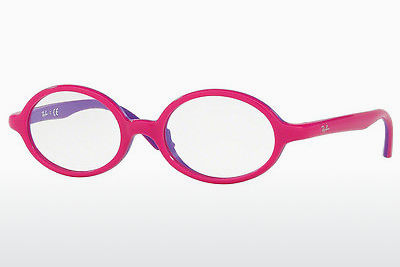 Óculos de design Ray-Ban Junior RY1545 3704 - Rosa