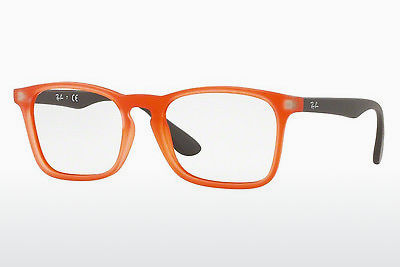 Óculos de design Ray-Ban Junior RY1553 3670 - Laranja