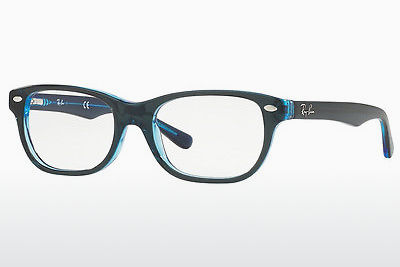 Óculos de design Ray-Ban Junior RY1555 3667 - Azul