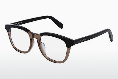 Óculos de design Saint Laurent SL 144/F 003 - Preto