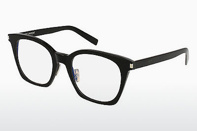 Óculos de design Saint Laurent SL 178 SLIM 001 - Preto