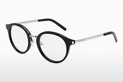 Óculos de design Saint Laurent SL 91 001 - Preto