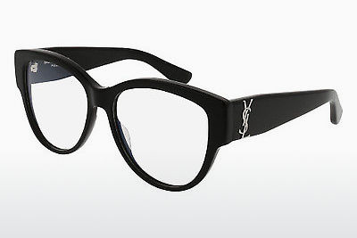 Óculos de design Saint Laurent SL M5 001 - Preto