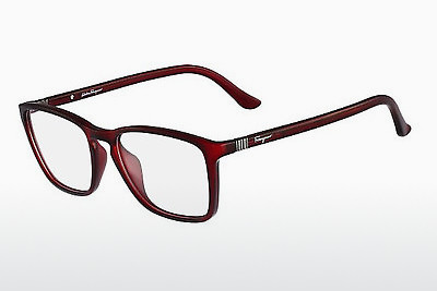 Óculos de design Salvatore Ferragamo SF2723 604 - Bordeaux