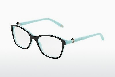 Óculos de design Tiffany TF2081 8055 - Preto, Blue