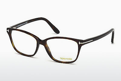 Óculos de design Tom Ford FT4293 052 - Castanho, Dark, Havana