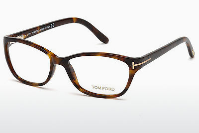 Óculos de design Tom Ford FT5142 052 - Castanho, Dark, Havana