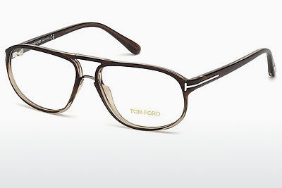 Óculos de design Tom Ford FT5296 050 - Castanho, Dark