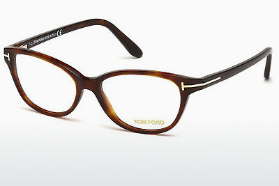 Óculos de design Tom Ford FT5299 052 - Castanho, Dark, Havana