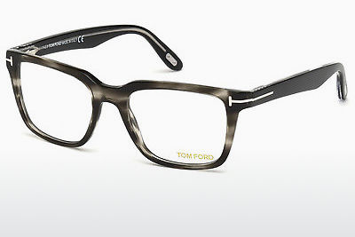 Óculos de design Tom Ford FT5304 093 - Verde, Bright, Shiny